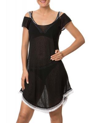 Пляжное платье-сарафан Antigel ESA 1002