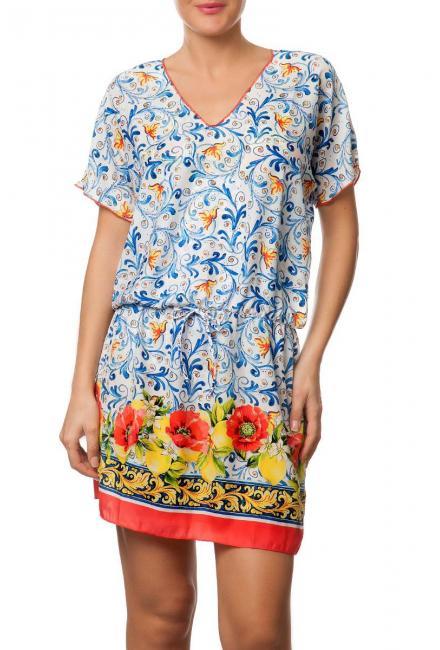 Пляжное платье-туника Antigel ESA 1639