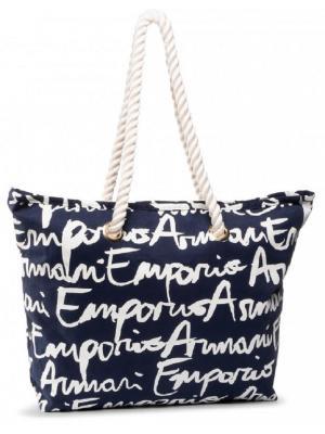 Коттоновая сумка Armani 262653 OP821 19934