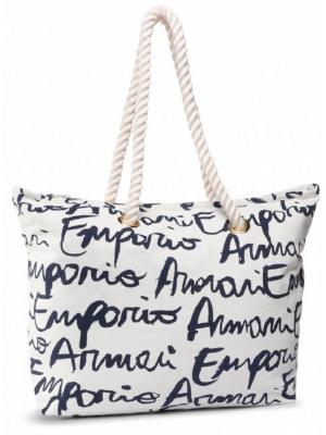 Коттоновая сумка Armani 262653 OP821 63210
