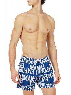 Мужские пляжные шорты Armani  211740 1P428 23033