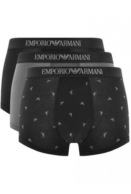 Боксеры (набор 3 шт.) Armani 111625 9a722-70020