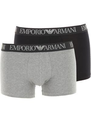 Боксеры (набор 2 шт.) Armani 111769 9a720-70420