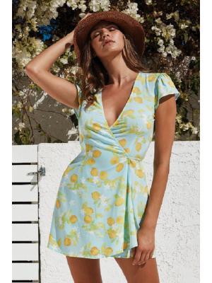 Платье на запах Beach Bunny Teagan S201D1-l