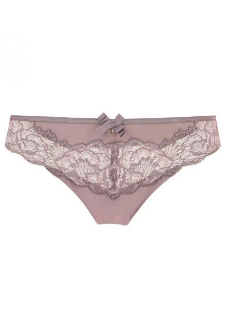 Трусики классические Chantelle 6763-smoked pink