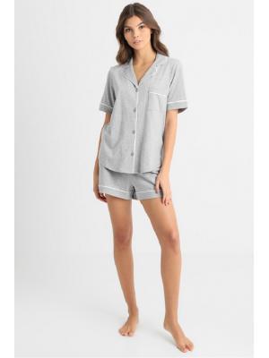 Пижама (рубашка, шорты) DKNY 2819259-g