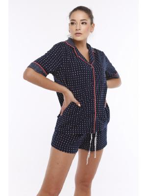 Пижама (рубашка, шорты) DKNY 2822473-401