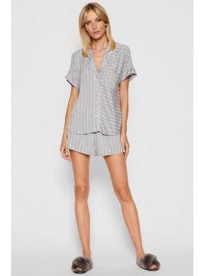 Пижама (рубашка, шорты) DKNY 2822475-043