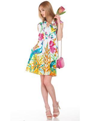 Платье-туника без рукавов FC1230l-1c