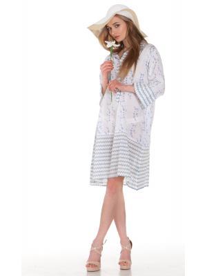 Платье-туника с бисером FC1185A-1C