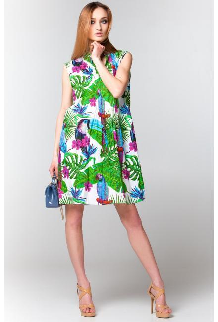 Платье-туника без рукавов FC107l-2c