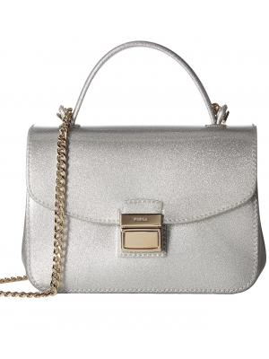 Cумка Furla Candy Mini Bag Silver