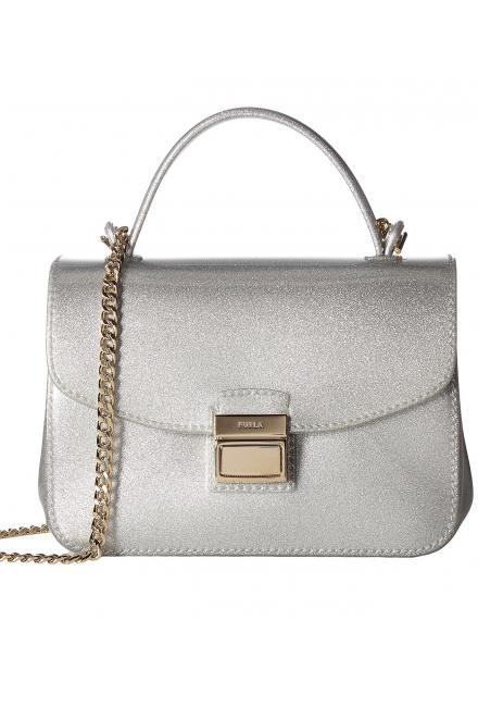 Cумка Furla Candy Mini Bag Silver