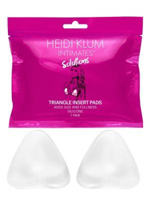 Силиконовые вкладыши в бюстгальтер для увеличения объема (силиконовые подушечки пуш-ап) Heidi Klum 596-0015