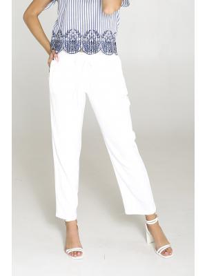 Летние белые брюки FC925a-1l