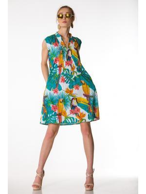 Платье-туника без рукавов FC107l-1c