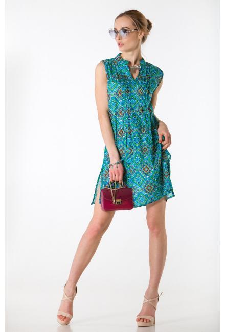Платье-туника без рукавов FC1289l-1c