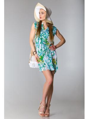 Платье-туника без рукавов FC1289l-2c
