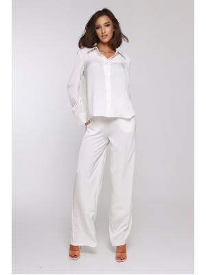 Женский классический костюм  Jolie 6025-white