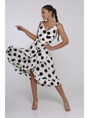 Платье-сарафан на запах Jolie-6886