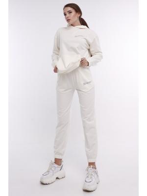 Женский костюм с капюшоном (Худи, брюки) Jolie 6009 -m