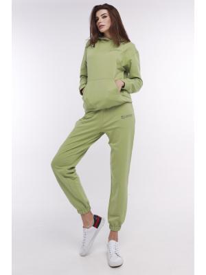Женский костюм с капюшоном (Худи, брюки) Jolie 6009 -ol