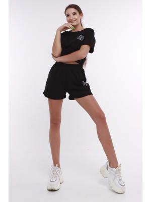 Женский костюм с (футболка,шорты) Jolie 6065-b