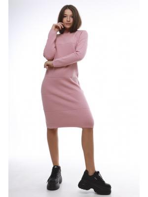 Платье миди прямого кроя Jolie 023-r