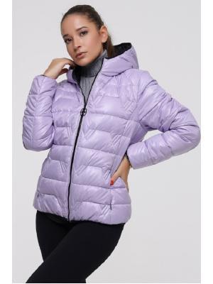 Куртка стеганая с капюшоном LY 203-l