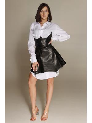 Юбка-корсет Jolie 3420 black