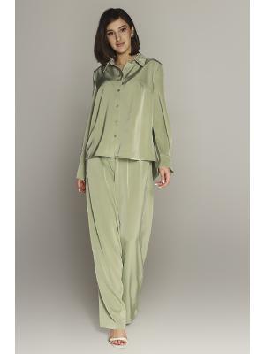 Женский классический костюм  Jolie 6025-olivka
