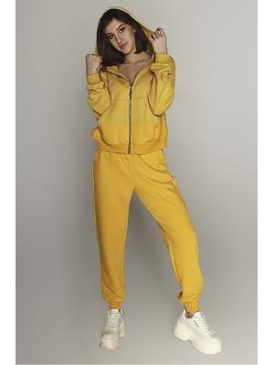 Женский костюм с капюшоном (Худи, брюки) Jolie 198-gorchitsa