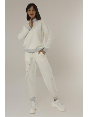 Женский костюм (Свитер, брюки) 47054-mol