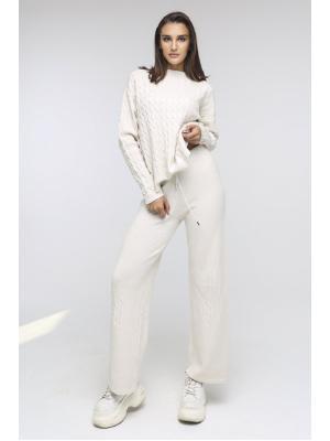 Женский костюм (свитер, брюки) Fine YL615AB-m