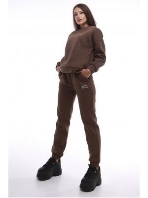 Женский костюм  (свитшот, брюки) Jolie 6137-k