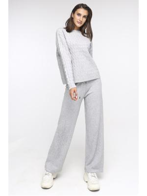 Женский костюм (свитер, брюки) Fine YL615AB-g