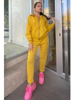 Женский костюм с капюшоном (Худи, брюки) Jolie 198-ye