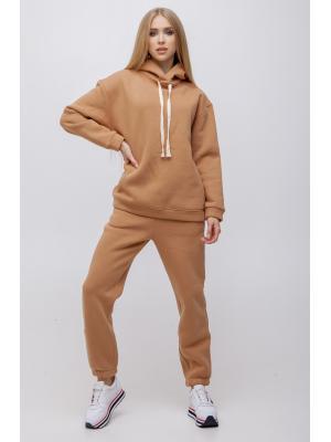 Женский костюм с капюшоном (Худи, брюки) Jolie 5948-bez