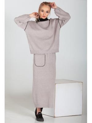Женский костюм (Юбка, свитер) Finery-1946