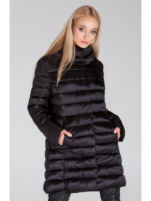 Куртка стеганная удлиненная XO1299