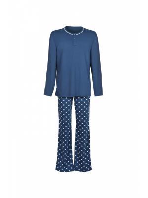 Пижама с длинным рукавом (Цвет: BJ)