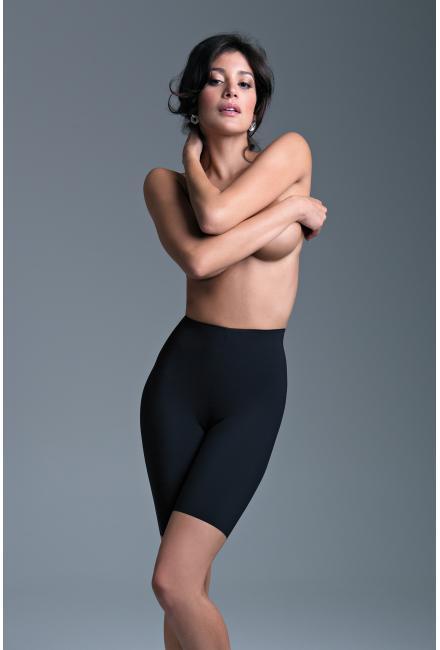 Антицеллюлитные трусы Beauty Slim «Victoria» (Цвет: 02 - черный)