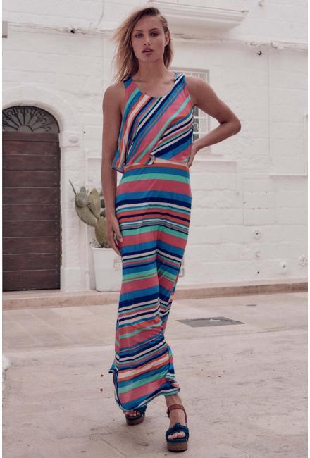 Длинное платье-сарафан Lisca Capri 49356r