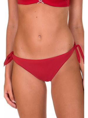 Плавки-слипы на завязках Lisca 41364 Gran Canaria red