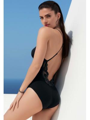 Слитный черный купальник Lise Charmel ABA 98A9B