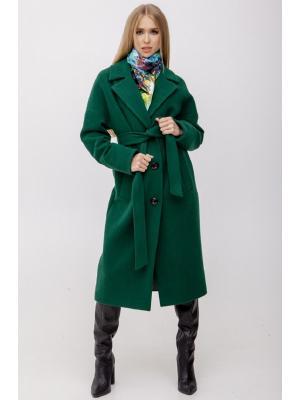 Пальто демисезонное миди NV-127-zl