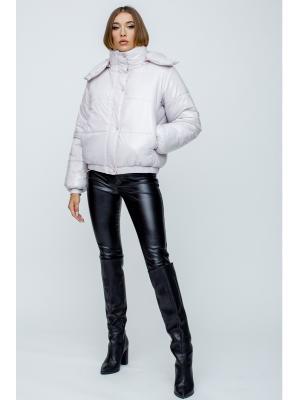 Куртка стеганная с капюшоном 059208-j