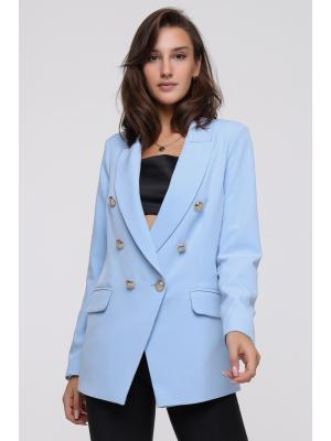 Пиджак классического кроя LY-21-bl