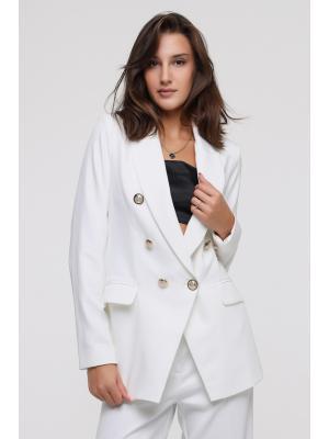 Пиджак классического кроя LY-21-w