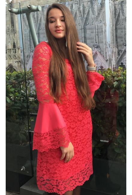 Платье LUCKYLU 21LL-ab08-pz-kor